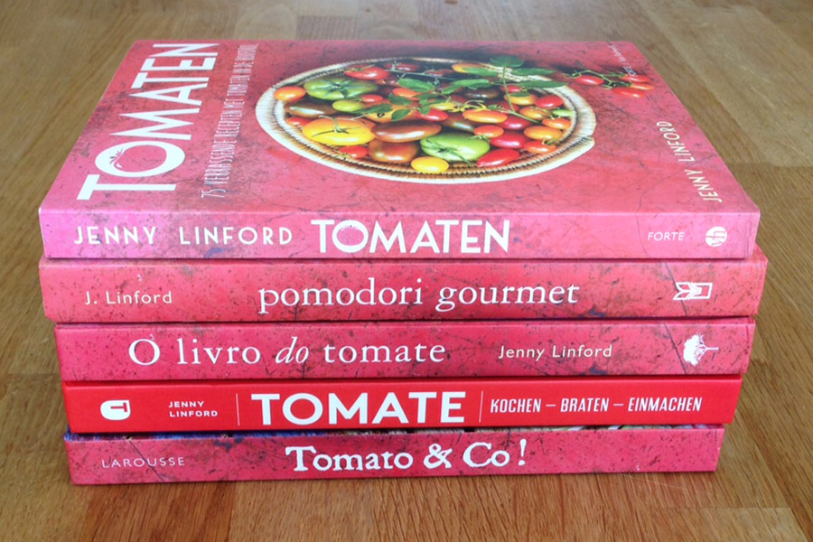 The Tomato Basket in 5 languages
