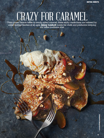 crazy for caramel