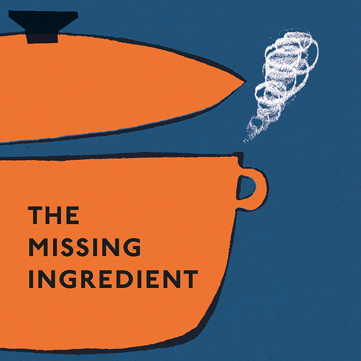 The Missing Ingredient - square image