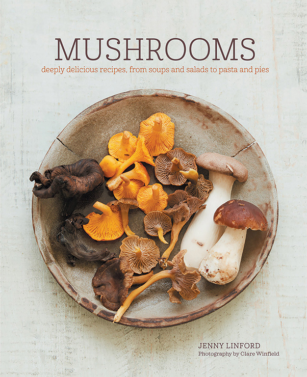 Mushrooms - book over