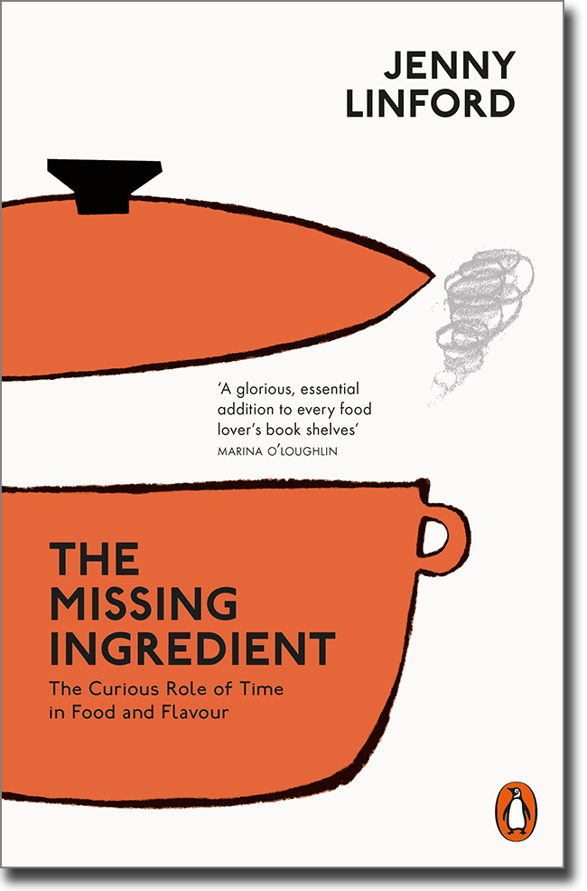 Penguin paperback edition of The Missing Ingredient
