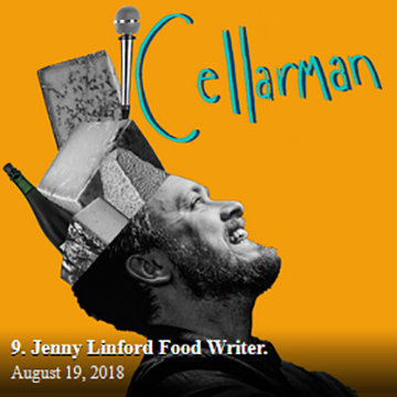 Cellarman podcast with Jenny Linford