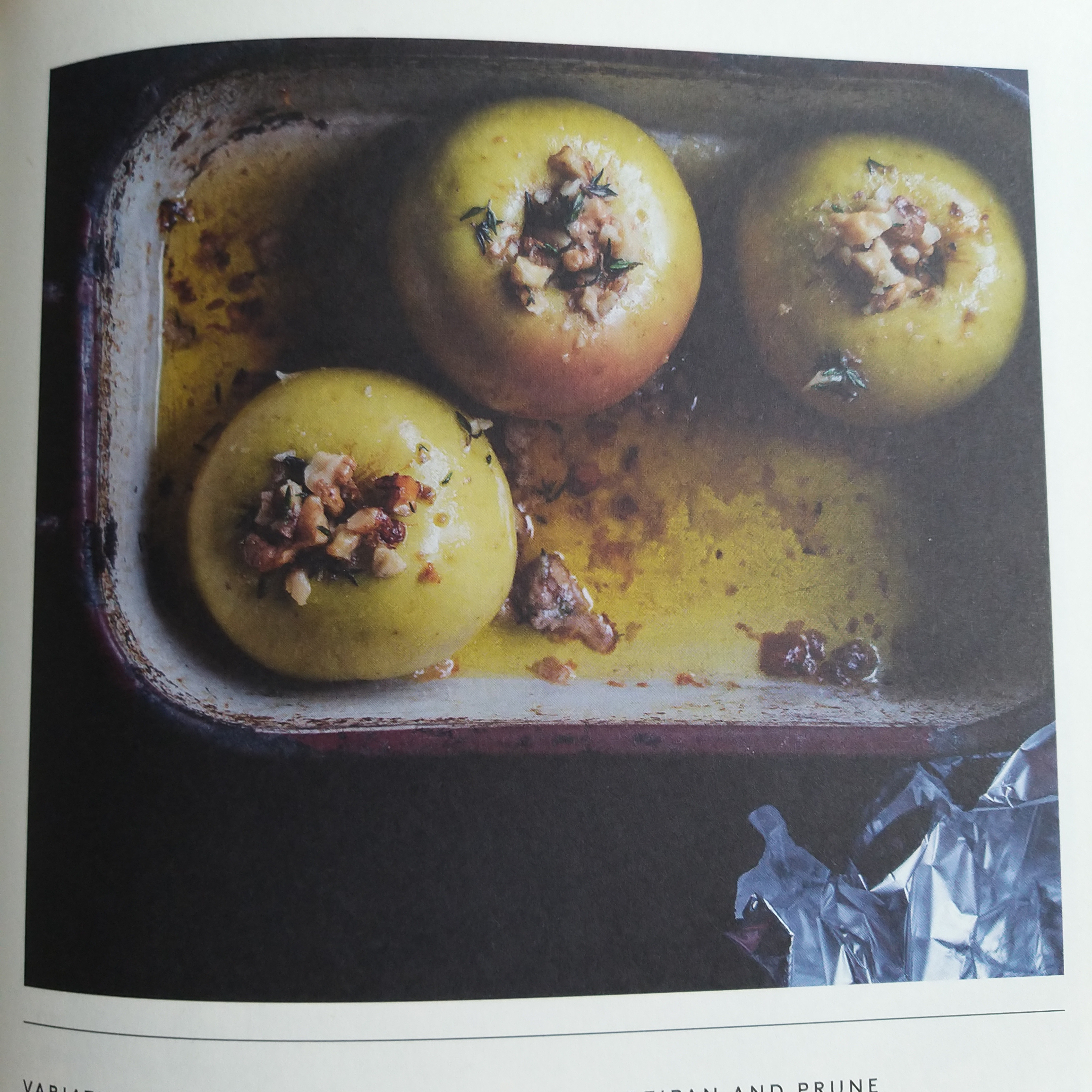 Anja Dunk Baked Apples
