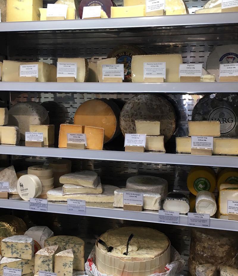 Slate Cheeses